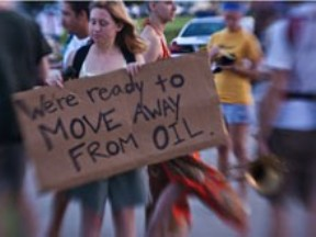 Peak Oil: A Chance To Change The World, By Richard Heinberg