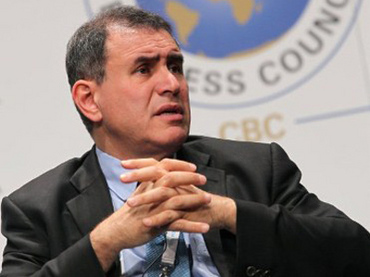 Roubini Predicts Eurozone Collapse; World Markets To Follow