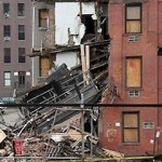 Collapse of Building