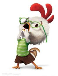The Sky Is Falling: Chicken Little Was Right All Along, By Don Wilkin