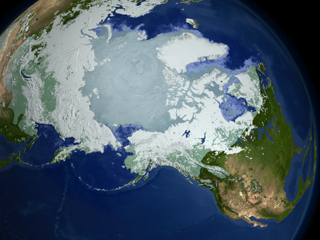 Arctic Methane Global Warming Veil