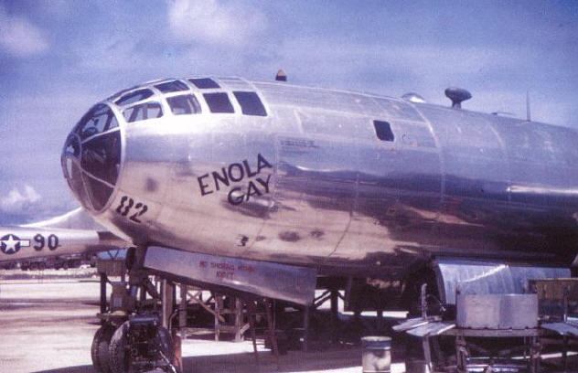 On The Tail Of Enola Gay: What On Earth Am I Doing Here? By Carolyn Baker