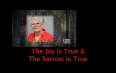 The Joy Is True, The Sorrow Is True