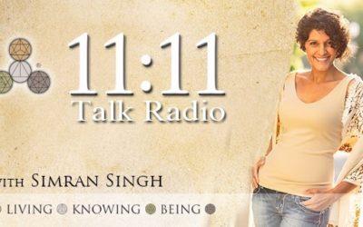 Dark Gold: Interview with Simran Singh on 11:11 Talk Radio