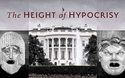 The Height Of Hypocrisy, By Michael Meade