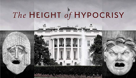 the aspect of hypocrisy in the workplace A lesson in liberal/democratic party hypocrisy by lloyd marcus  and hard work, without democratic party intervention, upset the democrats' applecart  which equals government having total .