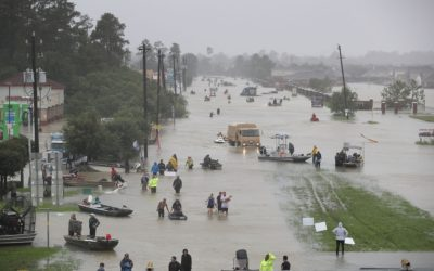 Harvey Didn't Come Out Of The Blue: Now Is The Time To Talk About Climate Change, By Naomi Klein