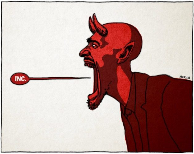 The Age of Radical Evil, By Chris Hedges