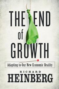 "Book Review: ""The End of Growth"", By Richard Heinberg, Reviewed By Frank Kaminski"