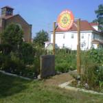 Church Garden