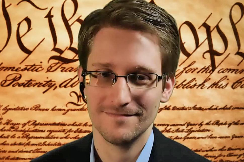 "Snowden: ""I Did What I Did Because I Believe It Is the Right Thing to Do"""