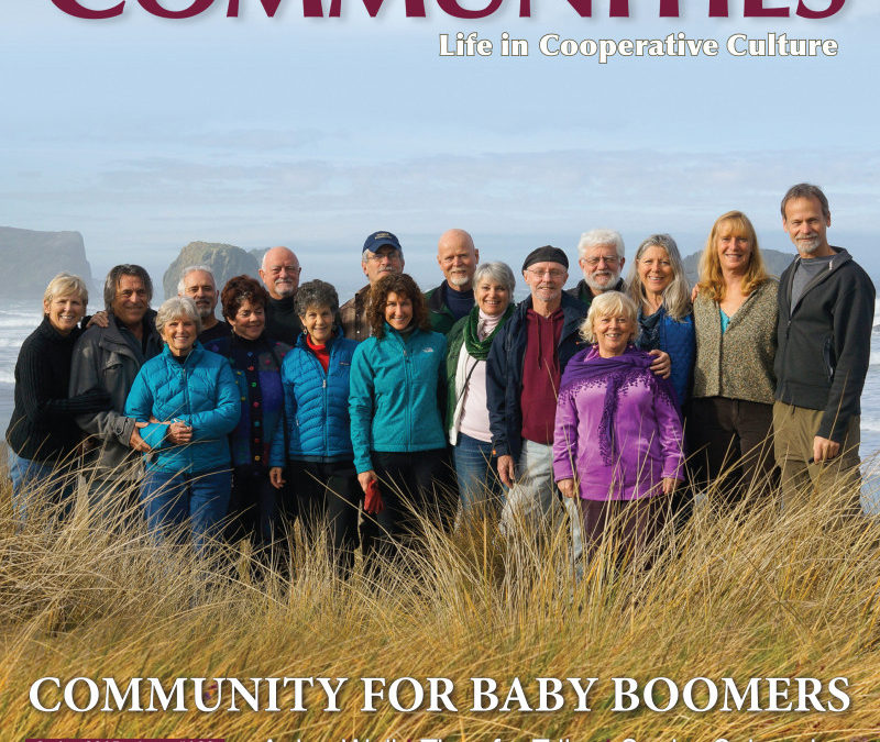 Time For Tribe: Boomers Get Connected, By Bill Kauth & Zoe Alowan