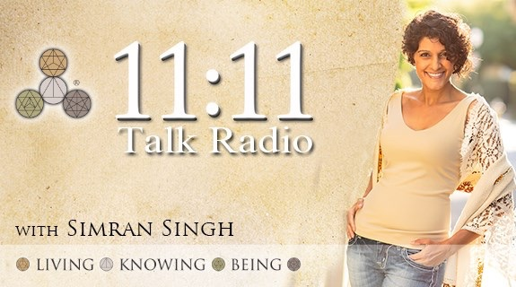 Dark Gold: Interview with Simran Singh on 11:11 Talk Radio