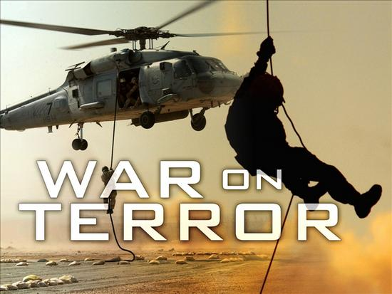 The Politics Of Terror Mirrors The Politics Of Heroin, By Aidan O'Brien