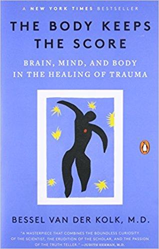 Trauma In The Body, An Interview With Bessel Van der Kolk